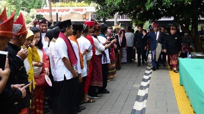 Jokowi Minta Daya Saing Infrastruktur RI Ditingkatkan