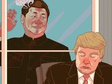Takut Trump PHP, Ini Strategi China bila Perang Dagang Lanjut