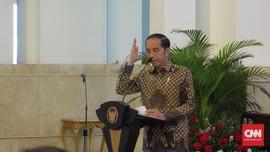 Jokowi soal Pemecatan Dirut Garuda: Sudah Tegas Sekali