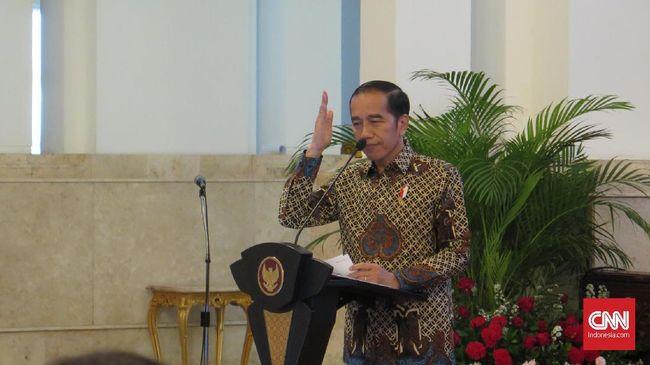 Jokowi Minta Setiap Kebijakan Tertanam Nilai-nilai Pancasila