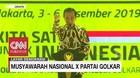 VIDEO: Pidato Presiden Jokowi di Munas X Partai Golkar
