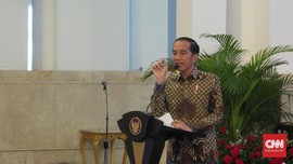 Jokowi Minta Pengusaha Muda Dukung Rencana Ibu Kota Baru