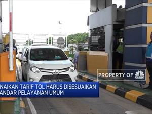 Menteri PUPR Akui Langgar UU karena Tunda Kenaikan Tarif Tol
