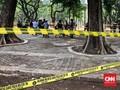 Polisi Sebut Ledakan di Monas karena Granat Asap