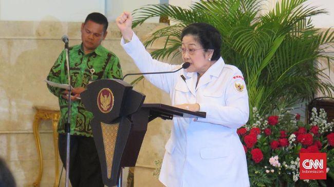 Megawati Singgung Masjid di Kementerian Terpapar Radikalisme