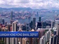 Siap-siap! Hong Kong akan Hadapi Defisit Keuangan