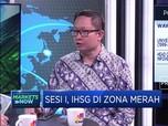 Ada Aksi Profit Taking, IHSG Terkoreksi 0,24%