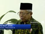 Titah Ma'ruf Amin: RI Harus Jadi Pemain Global Industri Halal