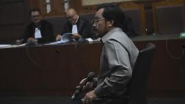 Gubernur Kepri Nonaktif Dituntut Enam Tahun Penjara