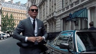 James Bond Batal Premier di China karena Wabah Virus Corona