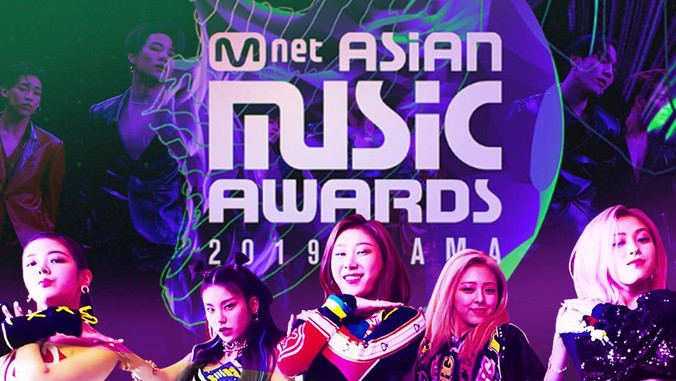 Live Report Mnet Asian Music Awards MAMA 2019