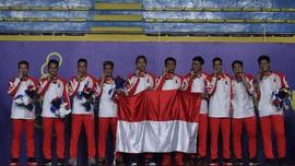 Rekap Medali SEA Games Rabu Sore: Indonesia Raih 17 Emas