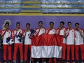 Rekap Medali SEA Games Rabu Sore: Indonesia Raih 17 Emas
