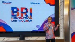 Gandeng Startup, BRI Wujudkan Integrated Financial Solution