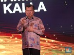 Jokowi Ajak Damai Corona, JK: Tapi Virusnya Tidak, Bagaimana?