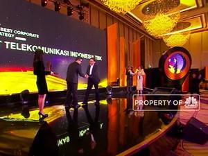Telkom Indonesia, Pemenang The Best Corporate Strategy