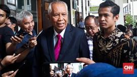 PN Jaksel Tunda Sidang Gugatan Kaligis di Kasus Walet Novel