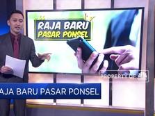 Inilah Raja Baru Pasar Ponsel di Indonesia