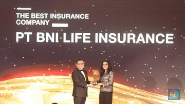 Best Life Insurance Company >> Bni Life Raih The Best Insurance Company
