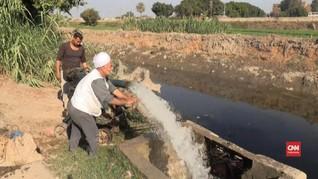 VIDEO: Bendungan di Anak Sungai Nil Ancam Pasokan Air Mesir