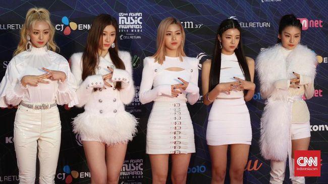 ITZY dan Stray Kids Bakal Dongkrak Pendapatan JYP