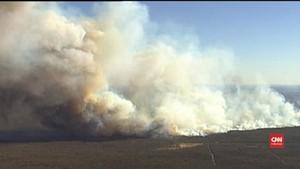 VIDEO: Ancaman Kekeringan Akibat Karhutla Australia