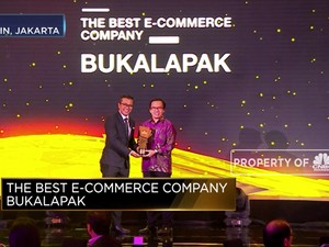 Bukalapak, Pemenang The Best e-Commerce Company