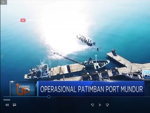 Gawat! Operasional Pelabuhan Patimban Subang Mundur