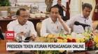 VIDEO: Presiden Teken Aturan Perdagangan Online