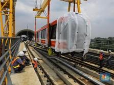 Dapat Dana Segar Rp 4,2 T, Proyek LRT Langsung Ngebut