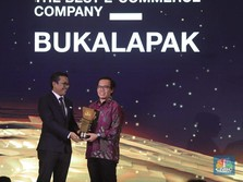 Bukalapak Raih Penghargaan The Best E-Commerce 2019