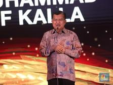 RI 30 Tahun Tak Bangun Kilang, JK: Ulah Importir Minyak!