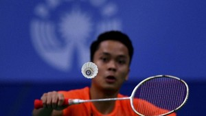 Anthony Ginting Lolos ke Final BWF World Tour Finals 2019
