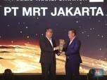 MRT Jakarta Incar 100.000 Penumpang per Hari