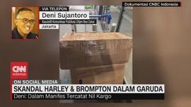 VIDEO: Skandal Harley & Brompton Dalam Garuda