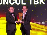 Sido Muncul, The Best Public Company: Consumer Goods Sector