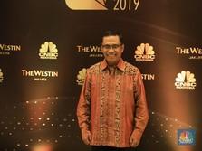 Direktur Sinar Mas Saleh Husin Jadi Ketua Tim Ahli Wapres