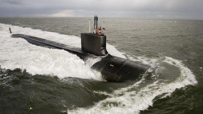 Saingi Militer China, AS Pesan Sembilan Kapal Selam Nuklir