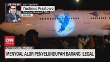 VIDEO: Menyoal Alur Penyelundupan Barang Ilegal