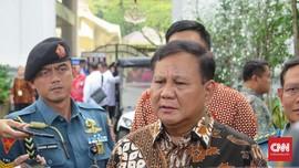 Disambangi Prabowo, Menhan Rusia Ingin Perkuat Kerja Sama