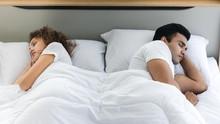 Disfungsi Seksual Wanita, Tak Nikmat saat Bercinta