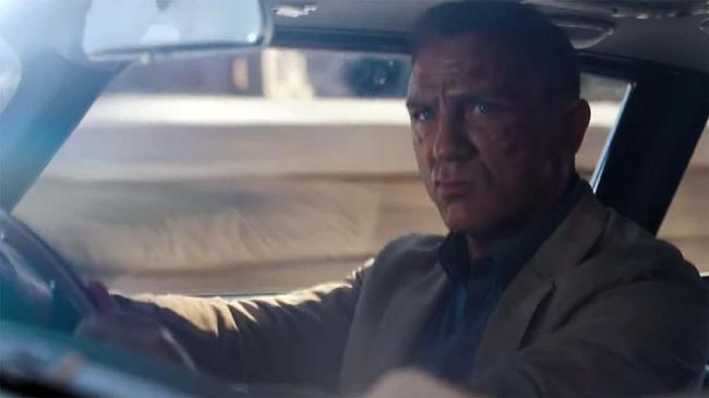 Film James Bond: No Time To Die Rilis Trailer Perdana