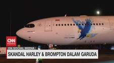 VIDEO: Dugaan Penyelundupan Barang Mewah Ilegal dalam Garuda