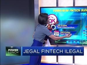 Jegal Fintech Ilegal