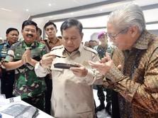 Kasus Asabri, Prabowo Fokus soal Keamanan Dana Prajurit TNI