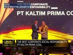 Kaltim Prima Coal, Pemenang The Best CSR