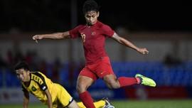 Timnas Indonesia vs Myanmar di Semifinal SEA Games