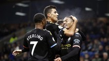Gelar Liga Inggris Man City Bisa Melayang di Markas Arsenal