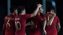Indonesia vs Myanmar, Kenangan Manis di Laga Terakhir