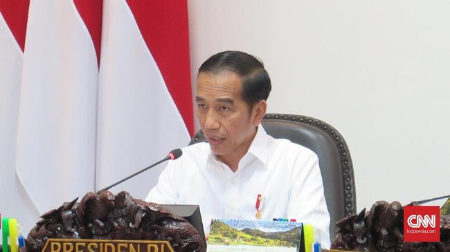 Jokowi: Feeling Saya, RI Ekspor Petrokimia